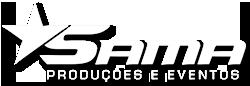 Logo Sama Produções